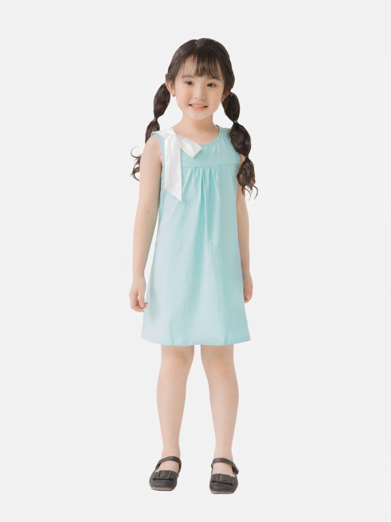 Váy sát nách điệu đà bé gái K101GSS20