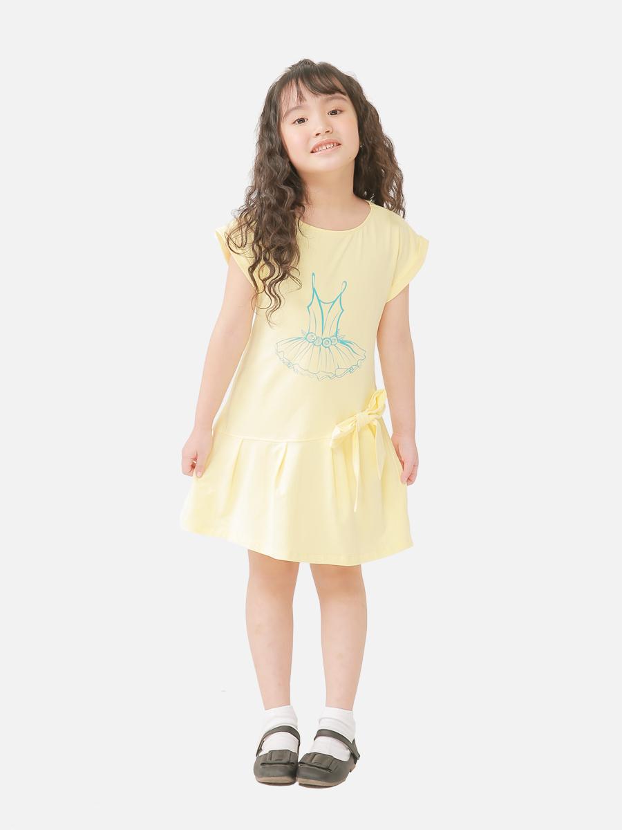 Váy đuôi cá bé gái K102GSS20
