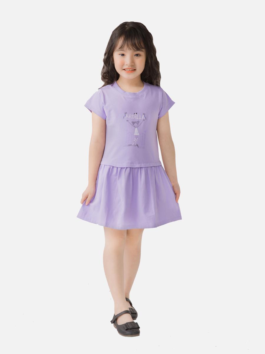 Váy bé gái K103GSS20