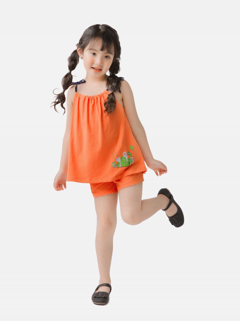Bộ mặc nhà bé gái K94GSS20