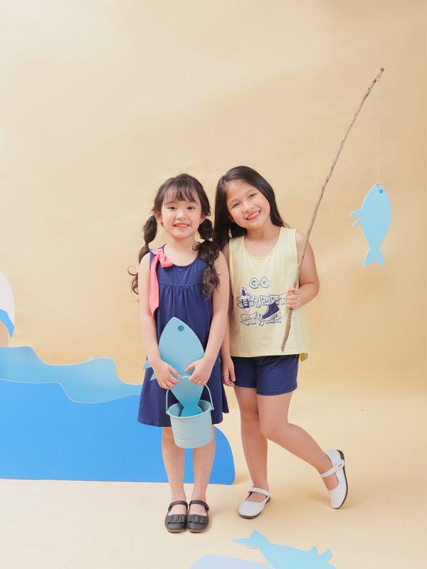 Bộ sưu tập thời trang Ardilla - Câu cá