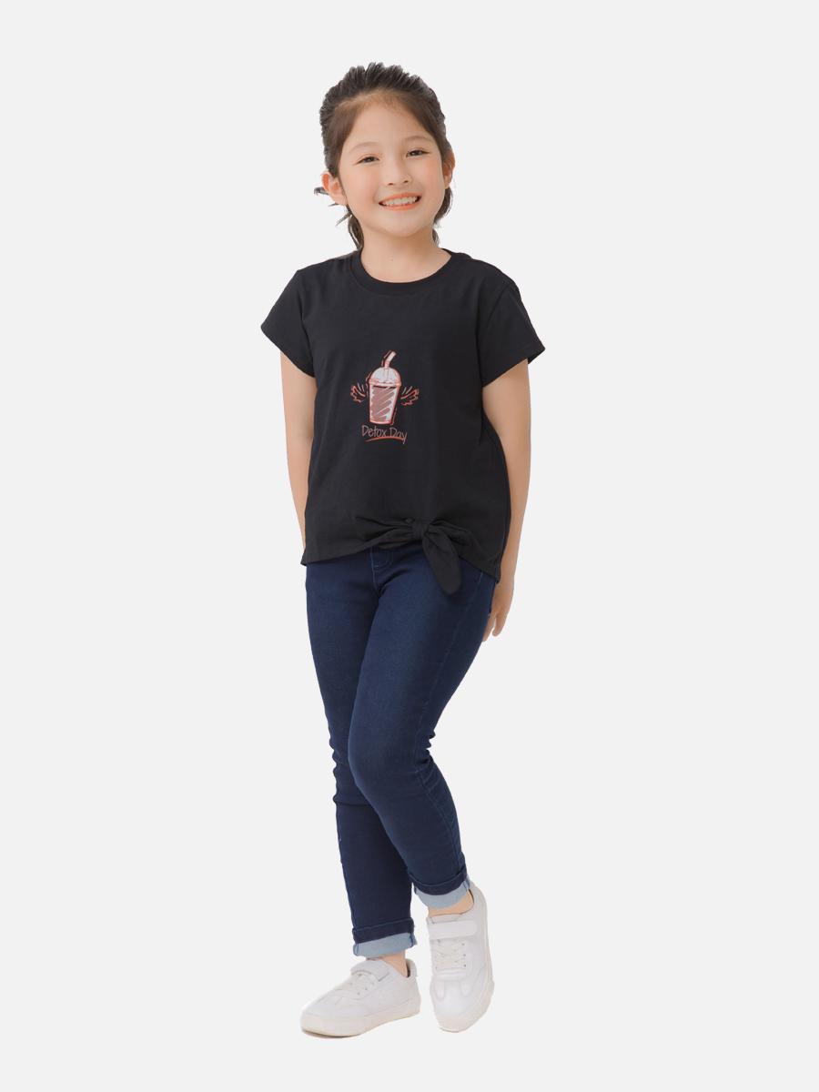 Áo phông bé gái T90GSS20